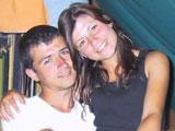 Anetka s bratom