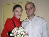 Светлана (noski) и Руслан (malyai)